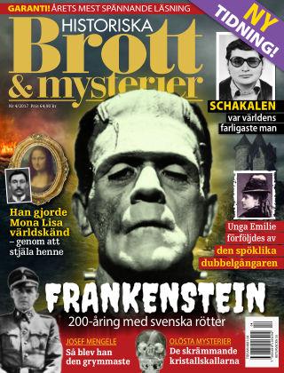 Historiska Brott & Mysterier 2017-10-10