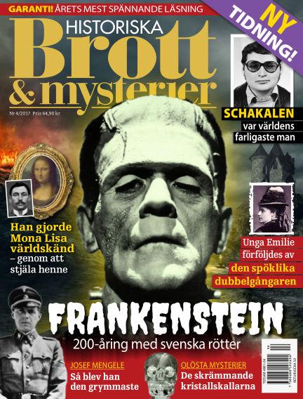 Historiska Brott & Mysterier October 10, 2017 00:00