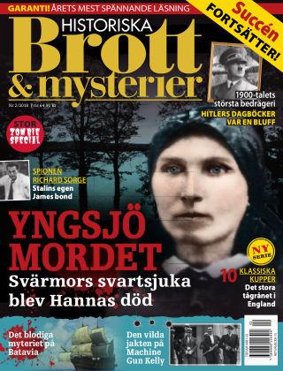 Historiska Brott & Mysterier 2018-02-13