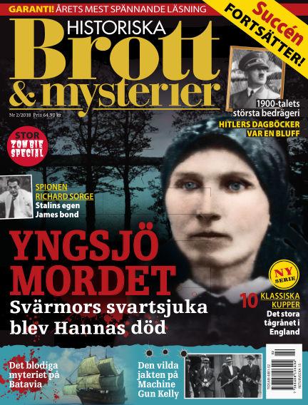 Historiska Brott & Mysterier February 13, 2018 00:00
