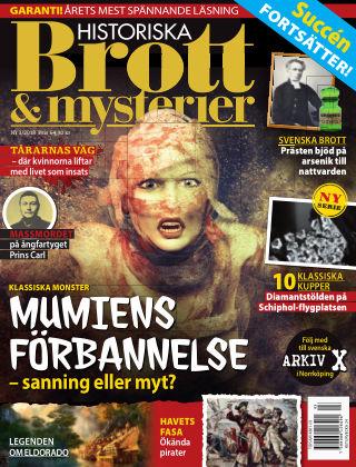 Historiska Brott & Mysterier 2018-04-10