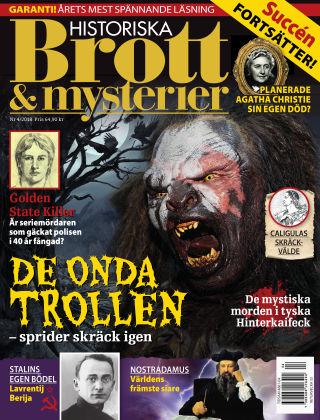 Historiska Brott & Mysterier 2018-06-12