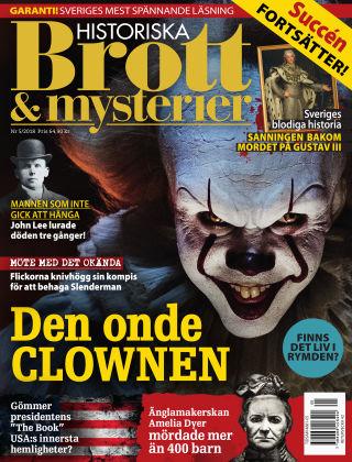 Historiska Brott & Mysterier 2018-08-14