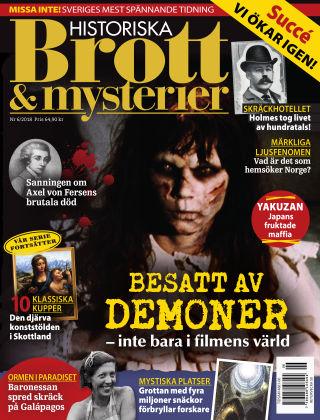 Historiska Brott & Mysterier 2018-10-16