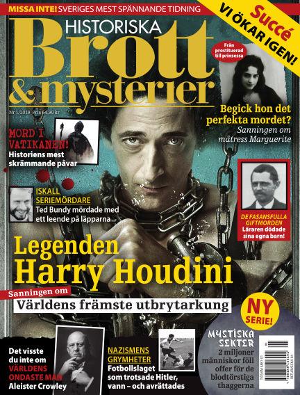 Historiska Brott & Mysterier December 11, 2018 00:00