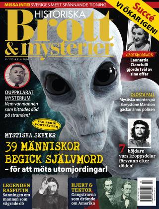 Historiska Brott & Mysterier 2019-01-22