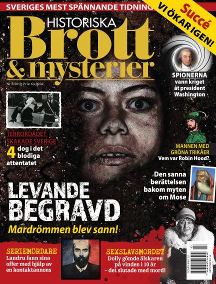 Historiska Brott & Mysterier March 05, 2019 00:00