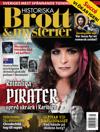 Historiska Brott & Mysterier 2019-05-29