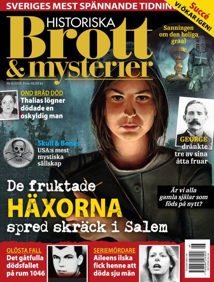Historiska Brott & Mysterier July 30, 2019 00:00