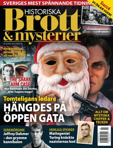 Historiska Brott & Mysterier October 22, 2019 00:00