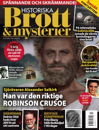 Historiska Brott & Mysterier 2020-03-05