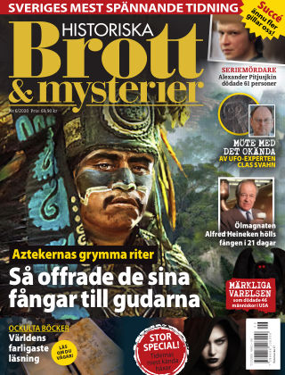 Historiska Brott & Mysterier Issue 06
