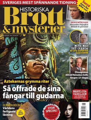 Historiska Brott & Mysterier 2020-07-23