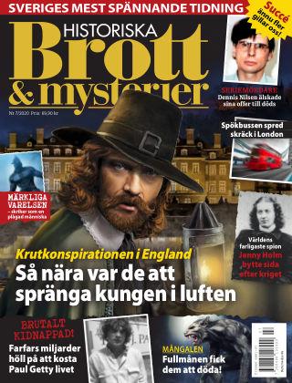 Historiska Brott & Mysterier 2020-09-10