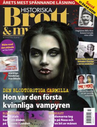 Historiska Brott & Mysterier 2021-03-09