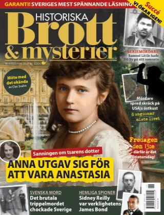 Historiska Brott & Mysterier Nr 6