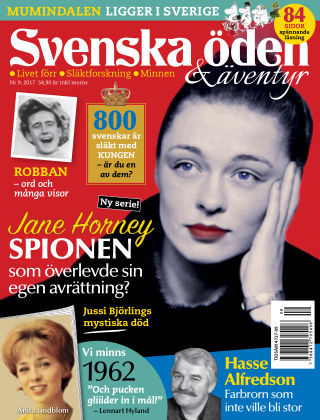 Svenska Öden & Äventyr 2017-10-20