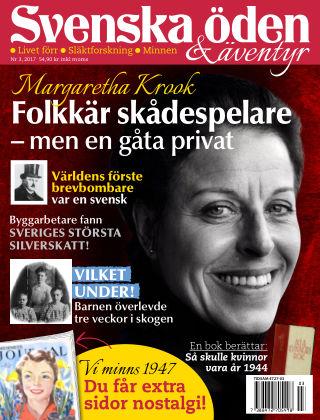 Svenska Öden & Äventyr 2017-03-10