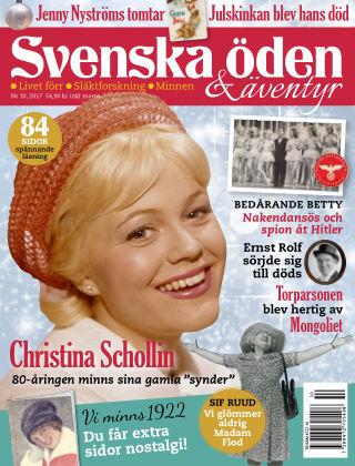 Svenska Öden & Äventyr 2017-11-24