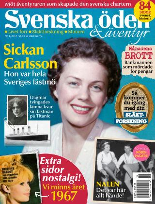 Svenska Öden & Äventyr 2017-04-07