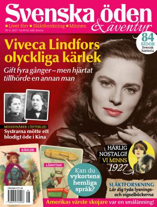 Svenska Öden & Äventyr 2017-06-16