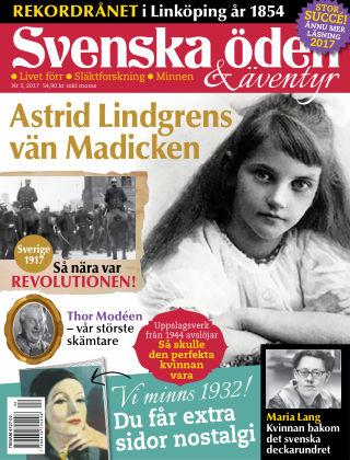 Svenska Öden & Äventyr 2017-02-10