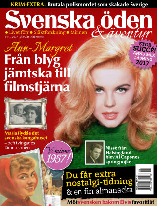 Svenska Öden & Äventyr 2016-12-28