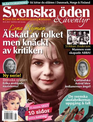 Svenska Öden & Äventyr 2017-09-08