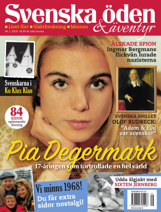 Svenska Öden & Äventyr 2018-01-04