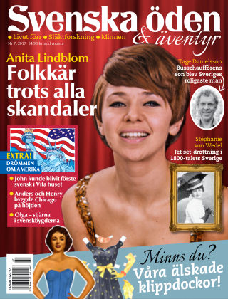 Svenska Öden & Äventyr 2017-07-28