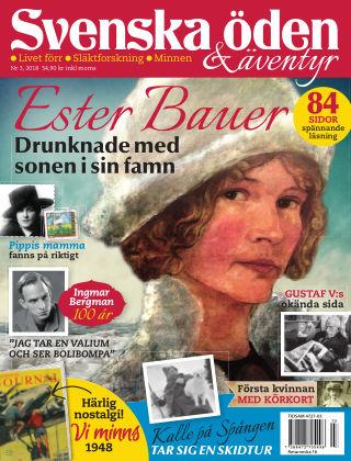 Svenska Öden & Äventyr 2018-03-13