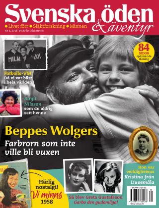 Svenska Öden & Äventyr 2018-05-22