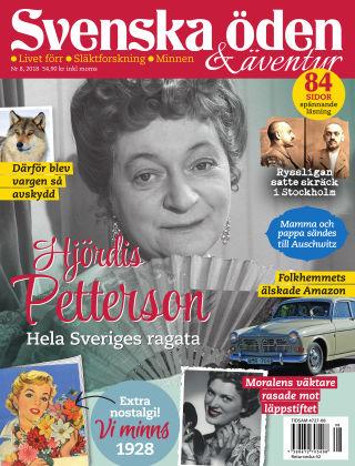 Svenska Öden & Äventyr 2018-09-04