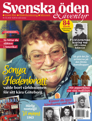 Svenska Öden & Äventyr 2018-11-27