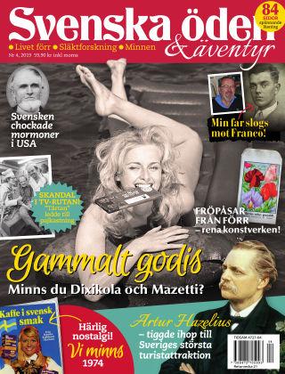 Svenska Öden & Äventyr 2019-04-18