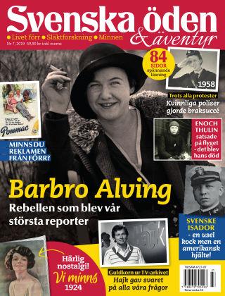 Svenska Öden & Äventyr 2019-07-30
