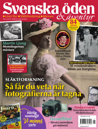 Svenska Öden & Äventyr 2019-08-27