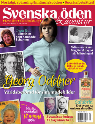 Svenska Öden & Äventyr 2019-09-26