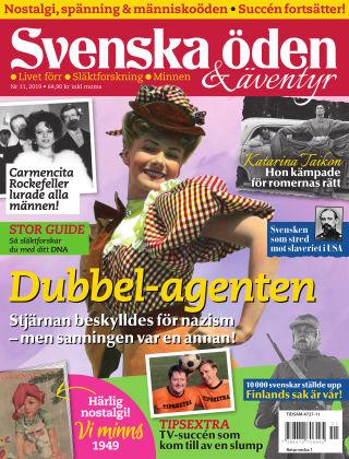 Svenska Öden & Äventyr 2019-11-28