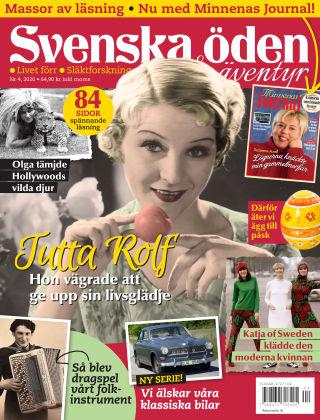Svenska Öden & Äventyr 2020-03-24