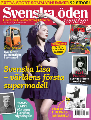 Svenska Öden & Äventyr 2020-05-26