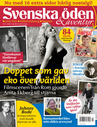 Svenska Öden & Äventyr 2020-06-30