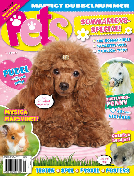 Pets June 30, 2017 00:00