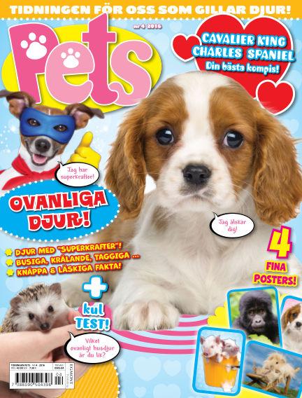Pets April 29, 2016 00:00