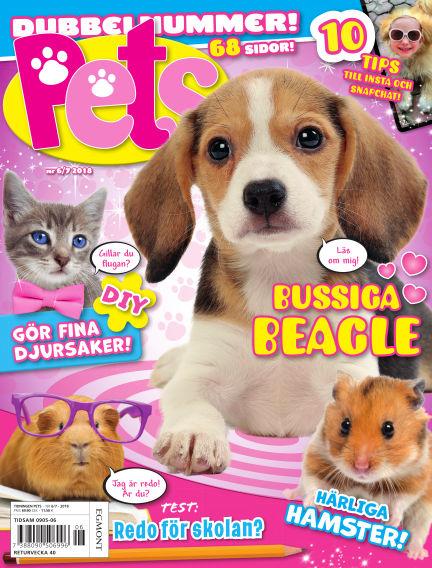 Pets August 07, 2018 00:00