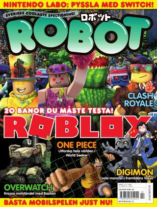Robot 2018-02-20