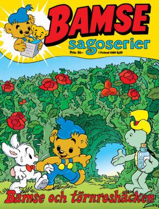 Bamse Sagoserier (Inga nya utgåvor) 2017-11-30