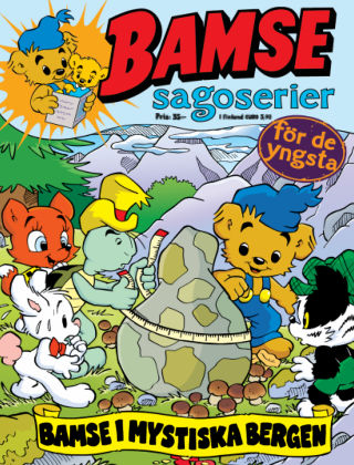 Bamse Sagoserier (Inga nya utgåvor) 2019-05-15