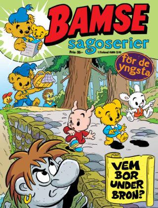 Bamse Sagoserier (Inga nya utgåvor) 2019-06-01