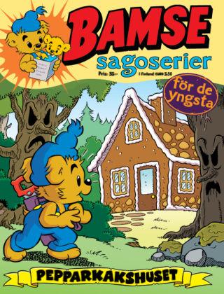Bamse Sagoserier (Inga nya utgåvor) 2019-10-01